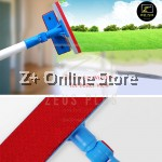 Z PLUS Dual Function Extendable Adjustable Car Wiper Window Wiper Office Cleaning Household Silicon Brush