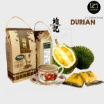 Z PLUS Koon Kee Durian White Coffee Scented Local Taste Enhance Energy Stamina Aroma