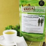 Z PLUS Rahsia Herbal Remedy for Initial Stage Pre-Hypertension High Blood Pressure Teabag
