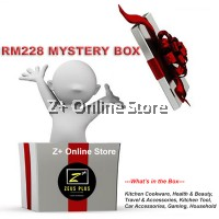 Z PLUS Mysterious Chinese New Year CNY Surprise Gift Box Random Present Birthday Festival