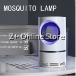 Purple Voltex LED Repellent Quiet Electric Mosquito Killer Light Wave Trap Chargeable Phone Laptop Powerbank
