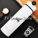 500ml Stainless Steel Vacuum Thermos Flask Pot SUS304 Infuser Keep Warm Logo Customize Printing
