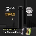 500ml Stainless Steel SUS304 Vacuum Thermos Flask Thermo Pot Infuser Thermal Keep Warm Logo Customize Printing
