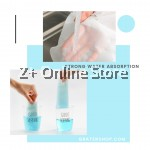Grater Reusable & Disposable Non-Woven Kitchen Towel Roll Lint Free Lazy Rag Cast Iron Seasoning Dish Cloth Oil Cleaning