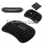 Rechargeable TV Box Wireless Touchpad + Mouse + Keyboard Bluetooth Mini TV Box Remote Control Air Mouse Airmouse Backlit KeyPad Laptop Computer TV Android Box
