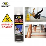 BOSNY Anti Slip Coating Spray Metal Wood Ceramic Plastic House Stairs 600cc