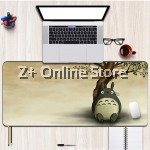 [Clearance] Large Gaming Thickened Desktop Keyboard Mouse Pad Table Mat Computer Accessories Anti-Scratch Tabletop Desk Deco LOL Starbucks Totoro Angel Lucas Lavendar Farm