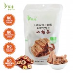 Yes Natural 山楂条 260g Organic Hawthorn Article Snack Digestive Anti Aging Immune System Dried Fruit Natural Healthy Snack