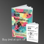 [Buy 2nd at 50% Off] Topical Analysis on IGCSE Cambridge International Mathematics Revision Book Past Year Exam Paper Year 2015 2016