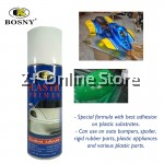 BOSNY Plastic Primer Rubber Bumpers Acrylic House Care Surface Part Spray Paint 400CC