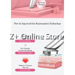 Z PLUS Facial Massager Beauty Tool Home Kit Facial Skin Care Device Reduce Pores Refine Lines Remove Make Up Winkle Anti Age V-Lift Firming Face Lifting Enhance Skin Care Routine Serum Face Mask Nutrition Absorption Eliminate Acne Dullness Deep Cleansing