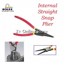 SOLEX Internal Straight Snap Plier Ring Plier Hand Tool Construction Cable Cutter