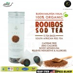 [Halal] Era Herbal Golden Tulip Rooibos Sod Tea Bag 15's 南非国宝茶/抗酸博士茶包 Antioxidant Tea Relieves Indigestion & Eczema Allergy (Teh Antioksidan & Alergi Ekzema)