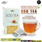 [Halal] Era Herbal SOD TEA Natural Healthy Immune Boost Tea Bag 20's 天然抗酸茶包 Antioxidant Caffeine Free Tea To Enhance Immune System (Antioksidan & Tingkatkan Imun)