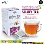 [Halal] Era Herbal SELIMY TEA Natural Healthy Slim Tea Bag 20's 天然草药消脂茶包 Fat Burning & Detox Slimming (Detoks & Lansing Badan)