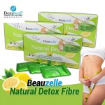 [M'sia] Beauzelle Natural Detox Fibre Slimming Weight Loss Fiber Dietary Detox Fibre Kurus Paling Berkesan 高纤维排毒 (15's/box)
