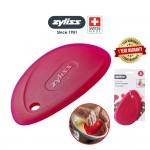 [From Swiss] Zyliss Silicone Bowl Scraper BPA Free Silicone Scraper Baking Utensils Tools Bakeware Mesh Cake Cream Dough Spatula Noodle Knife Flour Scrapper