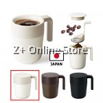 250ml OEM Kinto CAFEPRESS Mug Double Layer Coffee Press Mug Tea Cup with Filter Net Plunger Coffee Brewing Office Tumbler with Cover Lid Instant Coffee Cup