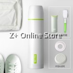 Z PLUS ONE DAY 304 Stainless Steel Thermos Flask 450 ml (Pearl White)