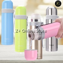 500ML Stainless Steel Grade 304 Thermos Flask Vacuum Flask Bottle