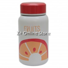 Z PLUS Mini Fruit Thermos Flask 350ml (Orange)