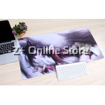 Z PLUS Large Gaming Thickened Desktop Table / Keyboard Mouse Pad (Sleep)