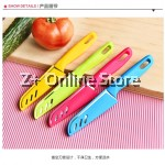 Z PLUS Mini Candy Stainless Steel Colourful Knife (Pink)