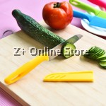 Z PLUS Mini Candy Stainless Steel Colourful Knife (Green)