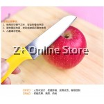 Z PLUS Mini Candy Stainless Steel Colourful Knife (Yellow)