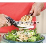 Z PLUS 2 in 1 Clever Cutter kitchen knife & cutting board