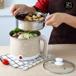 1.8L Sherlock Multi Purpose Electric Cooker Pot + Handled Steam Tray