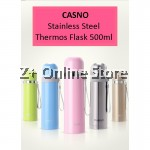 Z PLUS 500ML Stainless Steel Food Grade SUS304 Vacuum Flask Thermos Flask Bottle Company Logo Customize