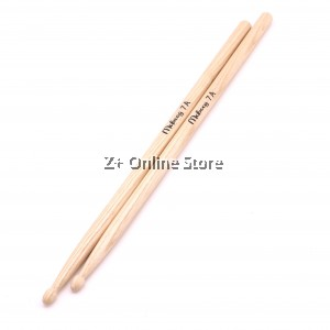 Z PLUS Moboog 7A Maple wood drum stick drumstick (1 pair)