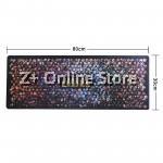 Z PLUS [80cm x30cm] Large Gaming Thickened Desktop Table / Keyboard Mouse Pad (League of Legends)