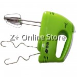 Z PLUS LZ 7 Speed Electric Portable Cake Baking Hand Mixer Blender Egg Beater