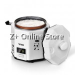 Z PLUS 1.2L YX Electric Mini Rice Cooker Pot Student Office (White)