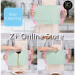 Z PLUS Eco Friendly Organic Wheat Straw Japanese Non Stick Cutting Chopping Board