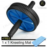 Z PLUS Ab Wheel Roller Easy Grip Belly Abdomen Workout Exercise Fitness Training