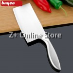 Z PLUS Bayco Premium Grade 3cr13 Stainless Steel Kitchen Meat Cleaver Knife Knives
