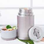 Z PLUS 1000ML Meileur 304 Stainless Steel Thermos Vacuum Flask Thermo Stew Pot