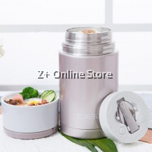 1000ML Meileur 304 Stainless Steel Thermos Vacuum Flask Thermo Stew Pot