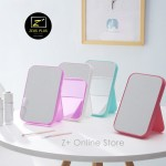 Z PLUS Rectangular Cosmetic Stand Mirror (Vibrant Colour Series)