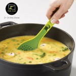 Gusto Flavor Infusing Spoon with Herb & Spice Stripper Shovel