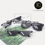 Z PLUS Worldwide Popular Trendy Adorable Thug Life Sunglasses