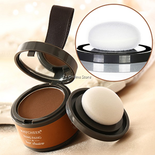 100% Authentic Maycheer Hair Shadow Hairline Coloring Retouch Repair Hair Shadow Powder Filling Powder Travel Make Up Cosmetics