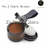 Z PLUS Maycheer Hair Shadow Hairline Filling Powder Travel Make Up Cosmetics