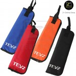 Z PLUS TEVZ Waterproof Oxford Cloth Drumstick Bag Portable 6 Pairs Storage Zip Case